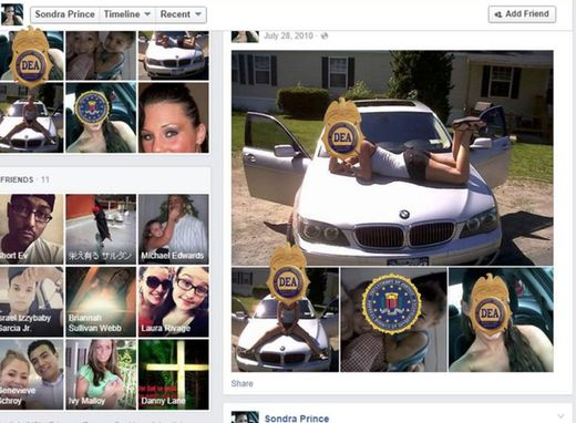 Facebook slams DEA for creating fake profile, violating its terms of use