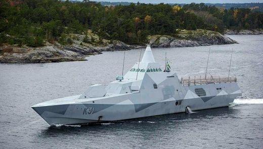 HMS Visby