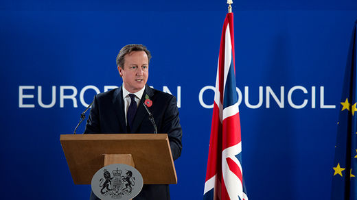David Cameron demands emergency talks after £1.7bn EU bill