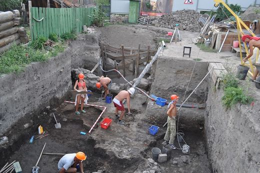 Ancient city ruled by Genghis Khan's heirs discovered