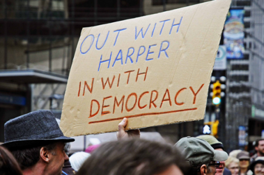 Ottawa 'Terror Attacks' Lucky Break for Harper and the Warmongers