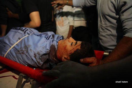 slain Palestinian youth, Orwa Hammad
