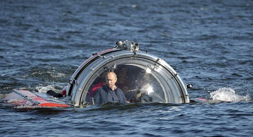 """Russian Sub"" in Sweden Hysteria - Deliberately Spread by Western Media - 'Cold War' Redux"