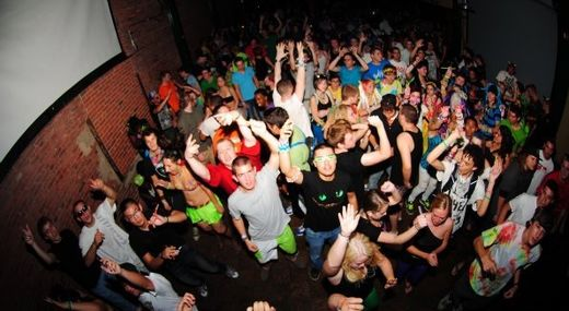 Utah dance party