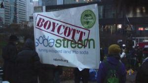 sodastream boycott