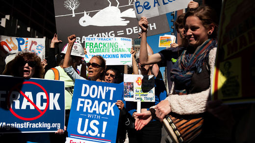 Health expert: Fracking in the U.S. extremely dangerous, leads to cancer and other ailments