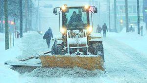 NB Snowstorm