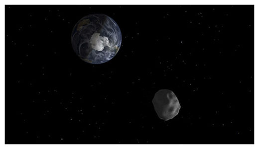 Newly discovered asteroid 2014 UR116 may threaten Earth ...