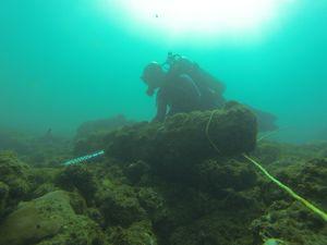 wreck site Tobago