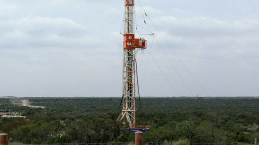 fracking in denton, tx
