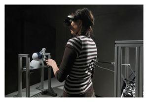Ghost Simulation