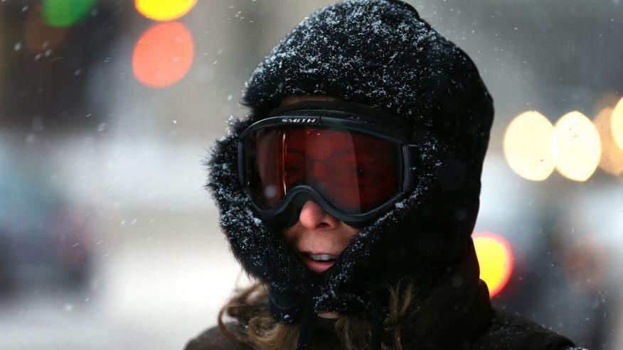 Midwest Arctic Blast