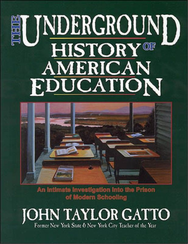educational reform john gatto