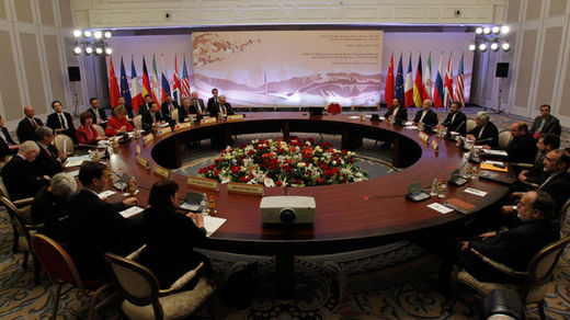 P5+1 meetings in Vienna over Iran's 'nukes' - Much ado about nothing