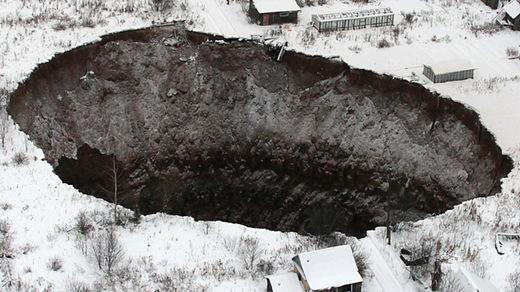 Uralkali gouffre