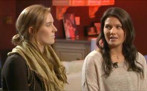 Maddie and Olivia Meylor