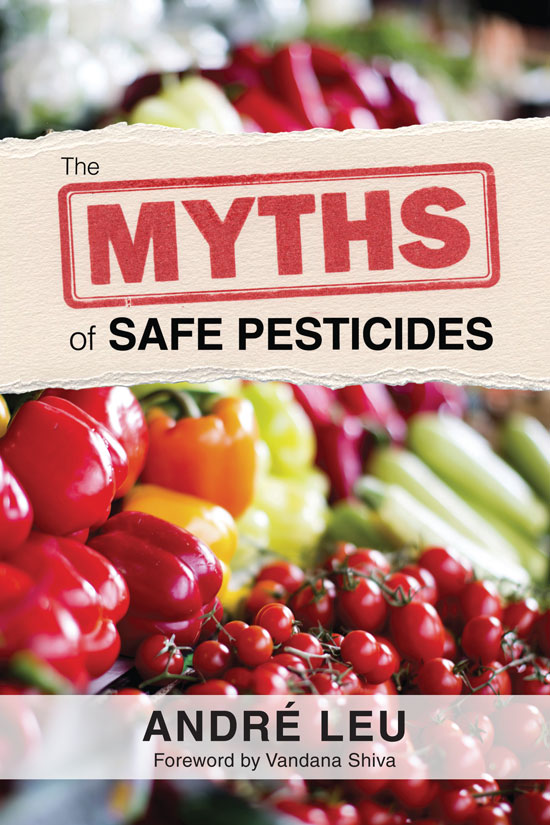 The myth of safe pesticides & the negative effects on children