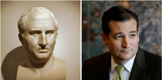 Ted Cruz goes Cicero