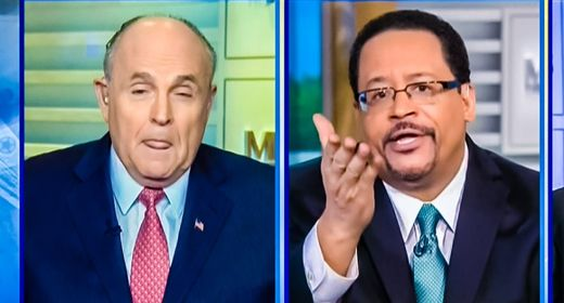 Classic psychopathic thinking: Michael Eric Dyson exposes Giuliani