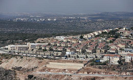 West Bank settlemen