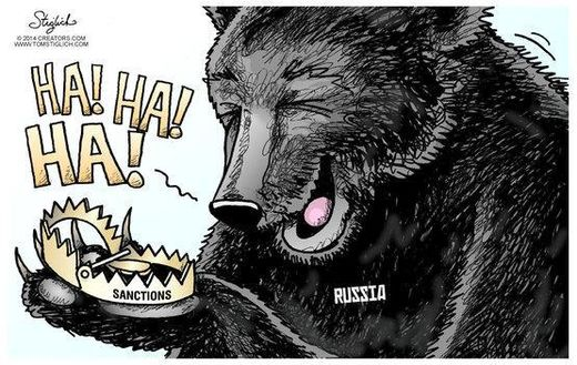 russia cartoon