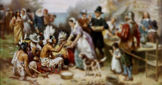 The myth of Thanksgiving