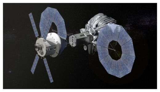 Future asteroid capture.