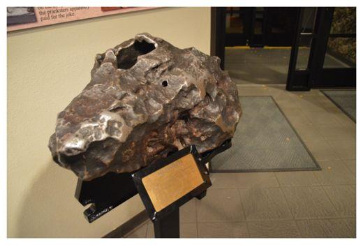 Barringer meteorite