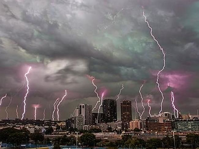 New South Wales Australia Battered By Storms All Week