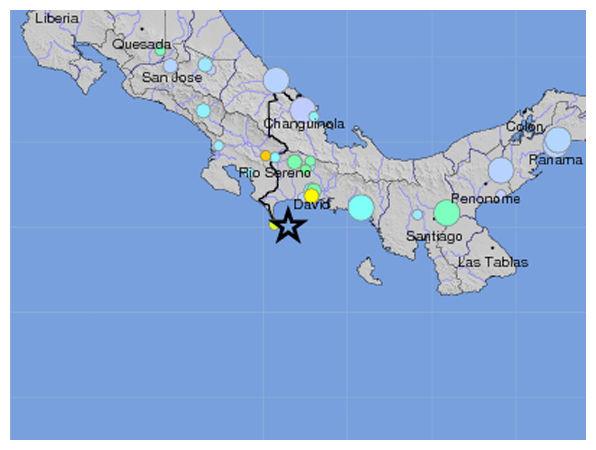 costa rica earthquake - photo #19