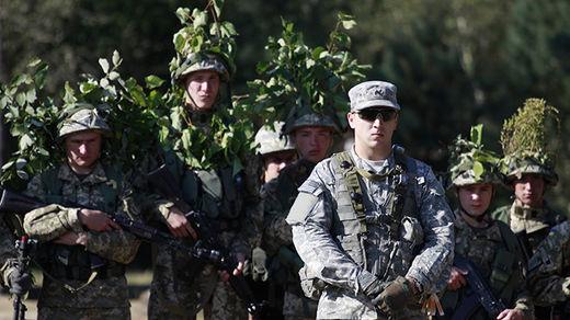 US serviceman