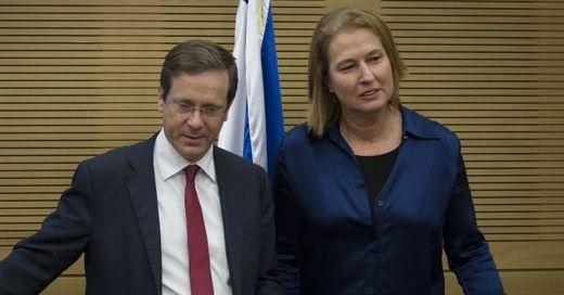 Tzipi Livni-Isaac Herzog