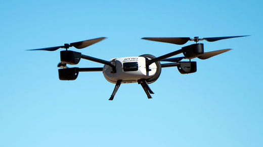 Spying for everyone: Civilian drones take off this Christmas
