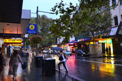 Darlinghurst Rd, Kings Cross, Sydney