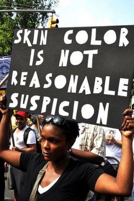 skin color sign