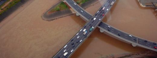 Sao Paulo, Brazil Flooding