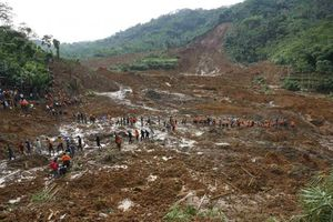landslide java indonesia