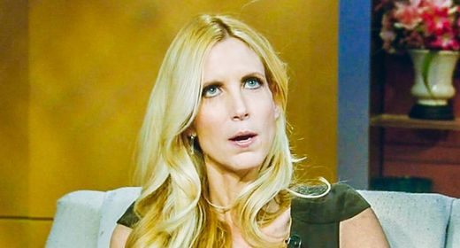 Psychopath Ann Coulter on women reporting rapes: Just 'girls trying to get attention'