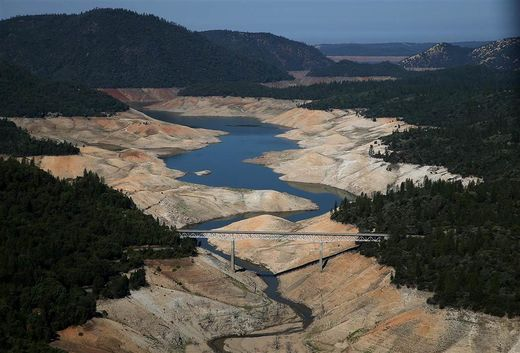 NASA experts: California needs 11 trillion gallons to end drought