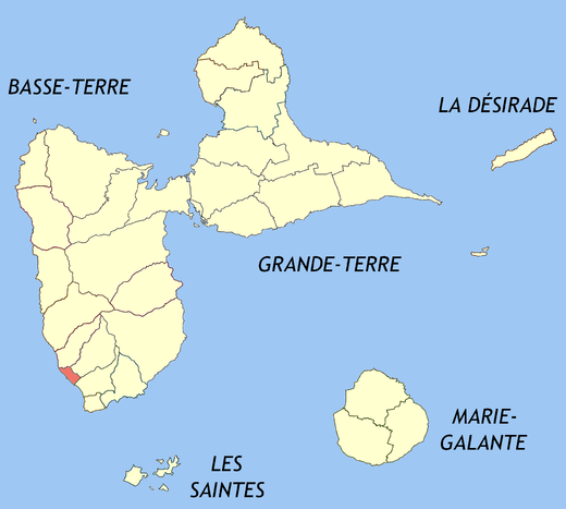 Magnitude 5.7 strikes the Basse-Terre island in Guadeloupe