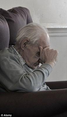 elderly anti-psychotics