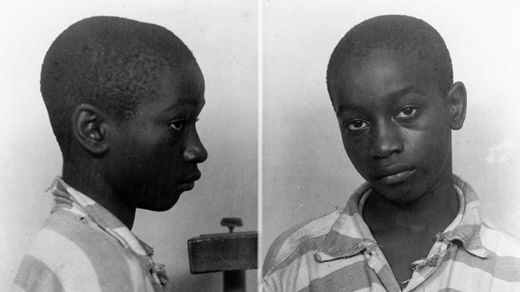 Ghost of Christmas Past: 70 years after his execution, 14-year old black boy exonerated for double murder