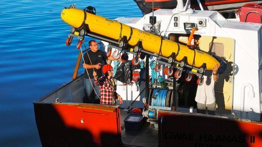 Bluefin-12S AUV