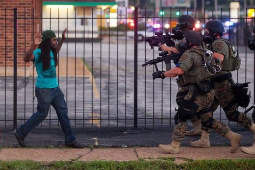 Truth in Media: The Root of Police Militarization