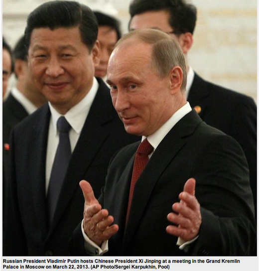 Western 'divide-and-conquer' tactics against Russia and China are failing miserably