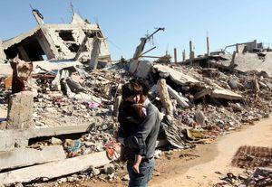 israeli violence gaza