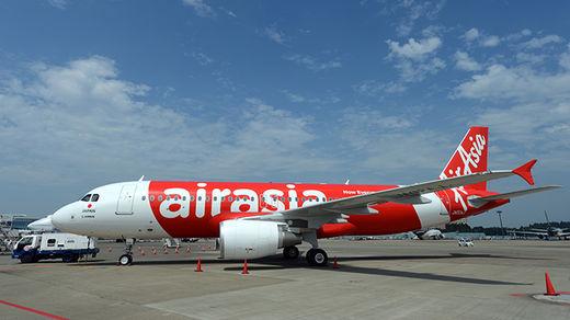 Air Asia Airbus A320