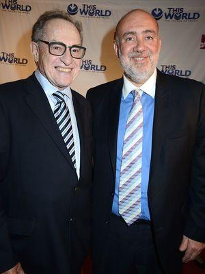 Dershowitz Epstein sex scandal
