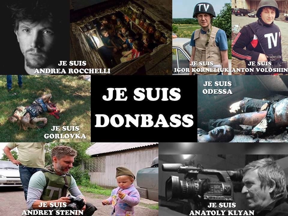 SOTT EXCLUSIVE: Terror attack in Ukraine! World outraged! Je suis ...