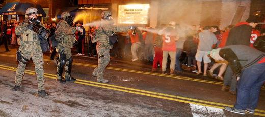 pepper spray ohio state game